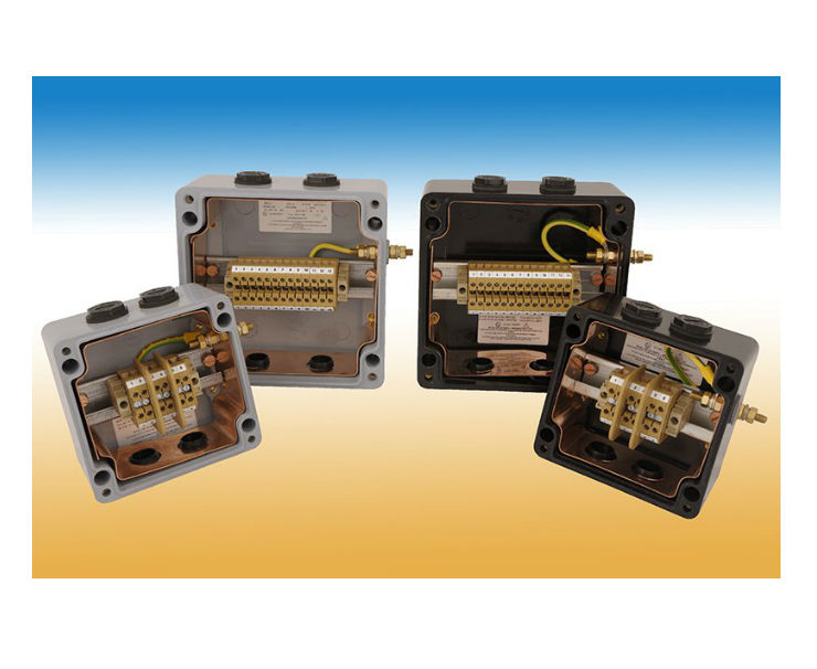 Ready to use Zone 1 and 21 hazardous area enclosures for instrumentation, small power or lighting applications