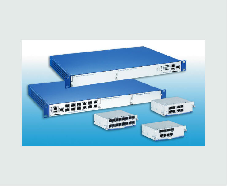 Belden First to Offer Mid-Range Gigabit Speed Switch for Industrial Networks