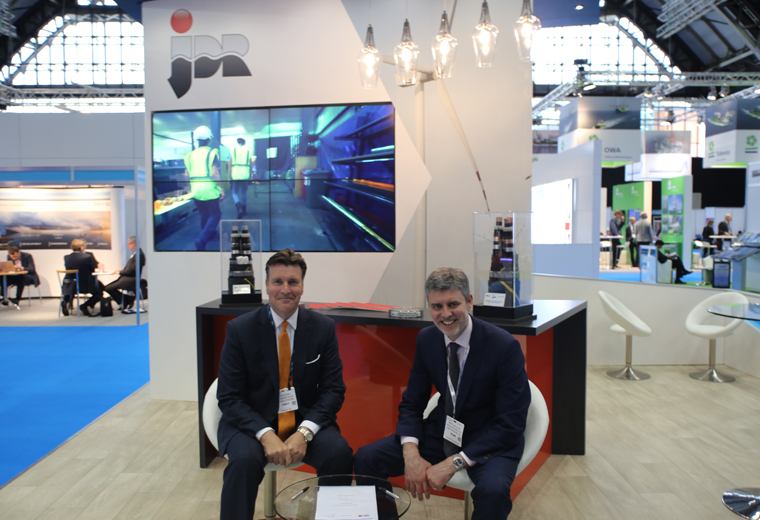 JDR and Bibby Offshore sign framework agreement for cable maintenance activities