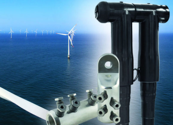 Nexans drives the transition to higher Voltage wind farm networks
