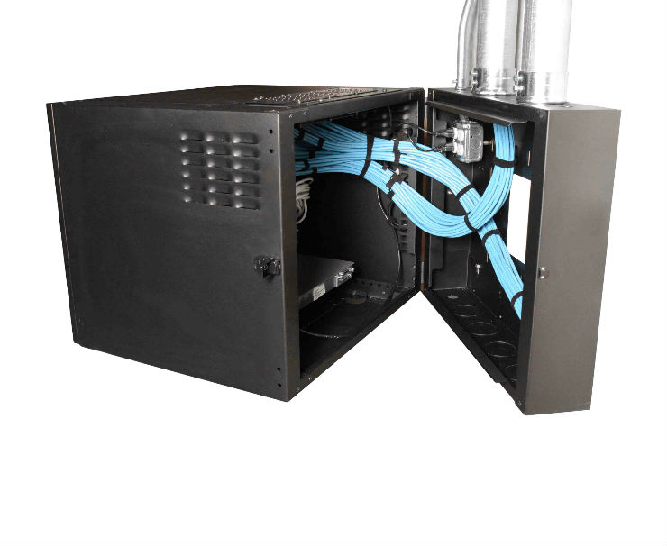 Siemon introduces new Wall Mount Cabinet