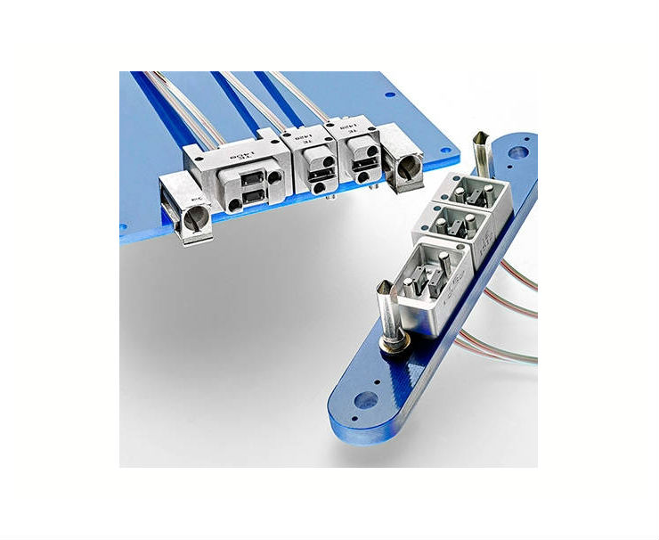Half-Sized VITA 66.4 Module for Embedded Computing