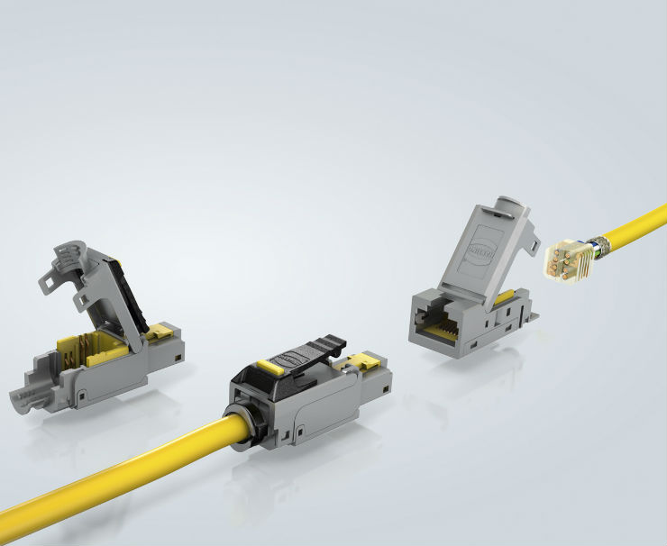 Future-proof cabling for Industry 4.0 factory upgrades