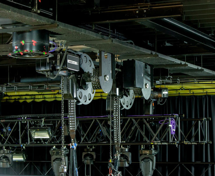 Video of the Week – e-spool stage equipment