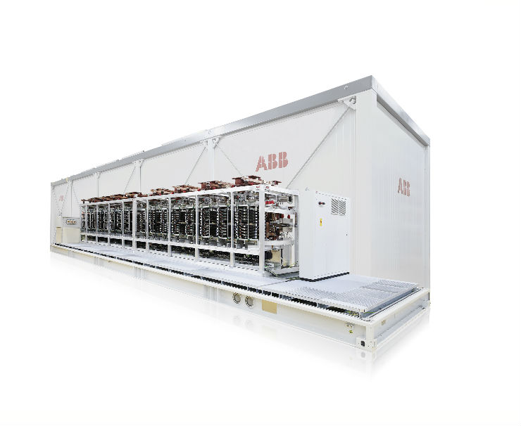 ABB's innovative flexible power link solution to support 'smart network' in the UK