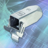 HARTING adds Han® 3A stainless steel coupling housing to Han-INOX® connector series for use in harsh environments