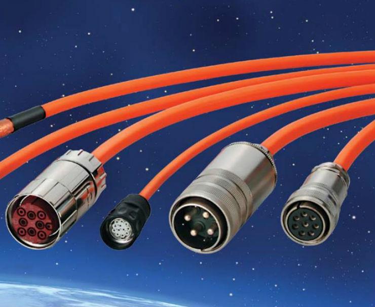 LUTZE Servo Cable Assemblies according to Bosch Rexroth® Standard