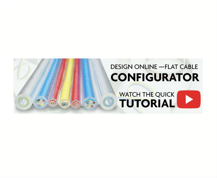 New Flat Cable Configurator & Demo