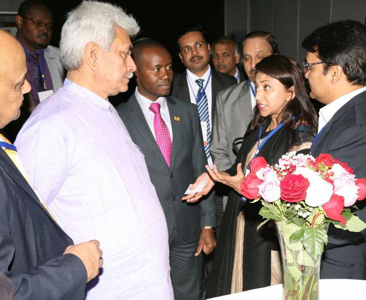 Sterlite Tech brings smarter network capabilities to Indo-Africa ICT Expo 2016, Kenya