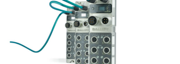 Balluff Offers New Ethernet Cable Options