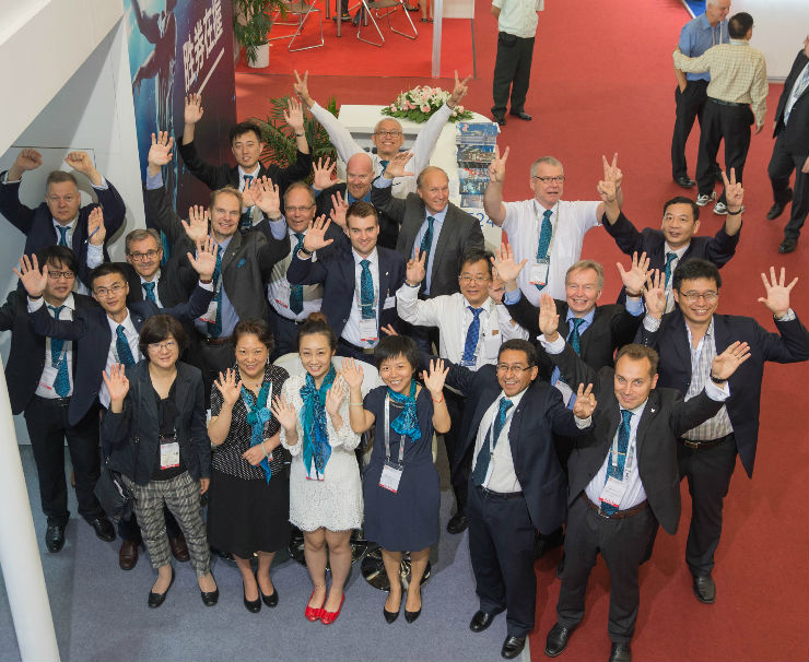 Thank You for Visiting Maillefer at wire China 2016