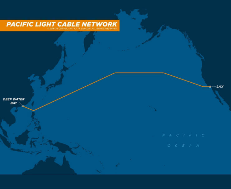 Facebook, Google, PLDC And TE SubCom To Co-Build The PLCN Submarine Cable Network