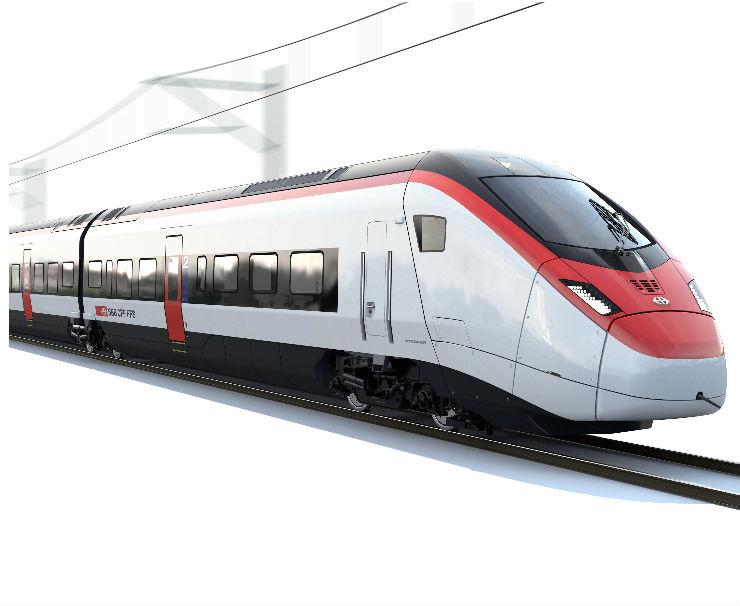 HUBER+SUHNER lightens the load for Swiss rail operator