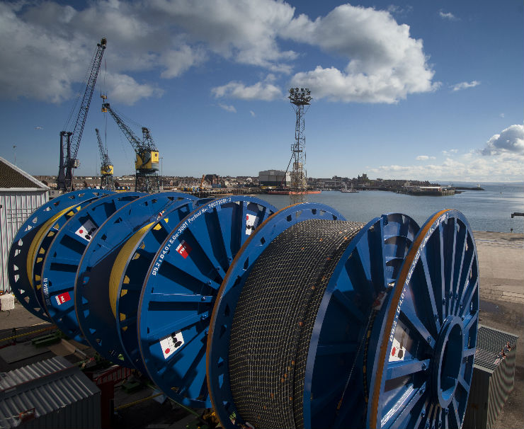 JDR awarded contract for SSE Beatrice wind farm
