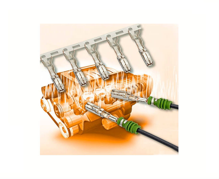 HPF 1.2 interconnection system for harsh automotive applications