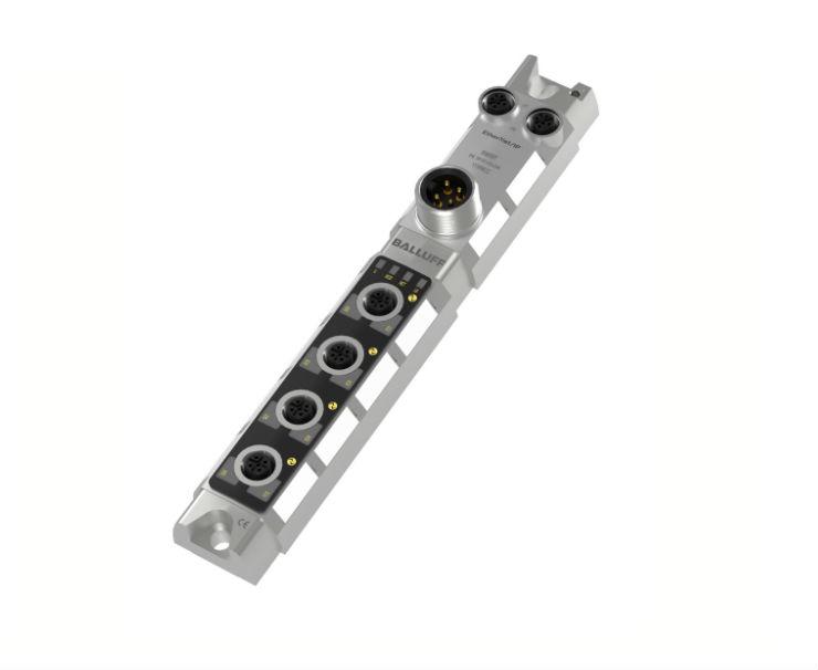 Balluff Machine Mount IO-Link Mini-Masters for Industrial Ethernet
