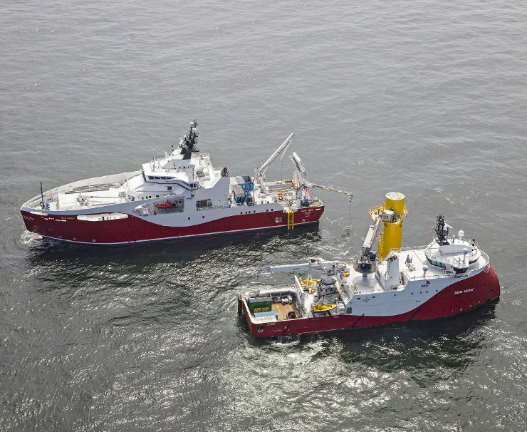 Siem Offshore Contractors awarded Contract for the Trianel Windpark Borkum II