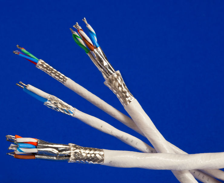Pansystem Named New Distributor of Gore High Data Rate Cables for Military and Defense Applications