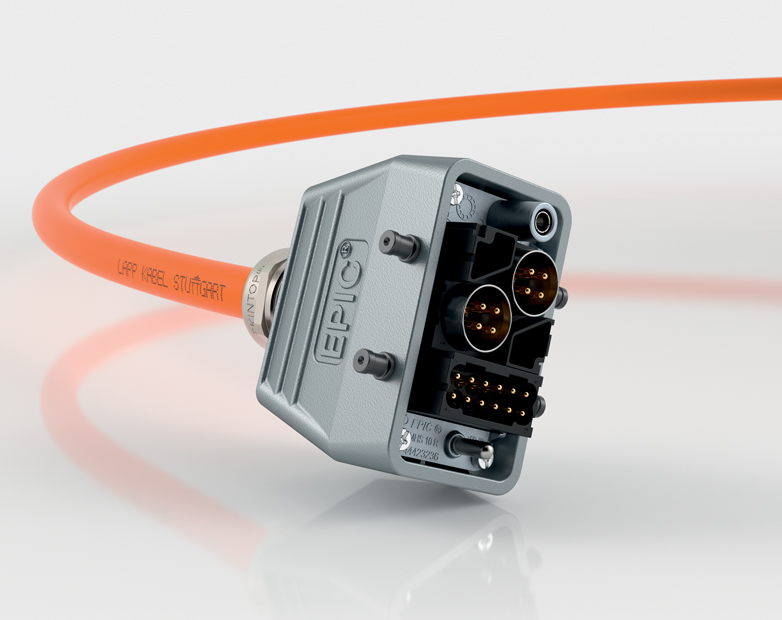 Lapp exhibiting new connectors, assemblies and cables at SPS IPC Drives
