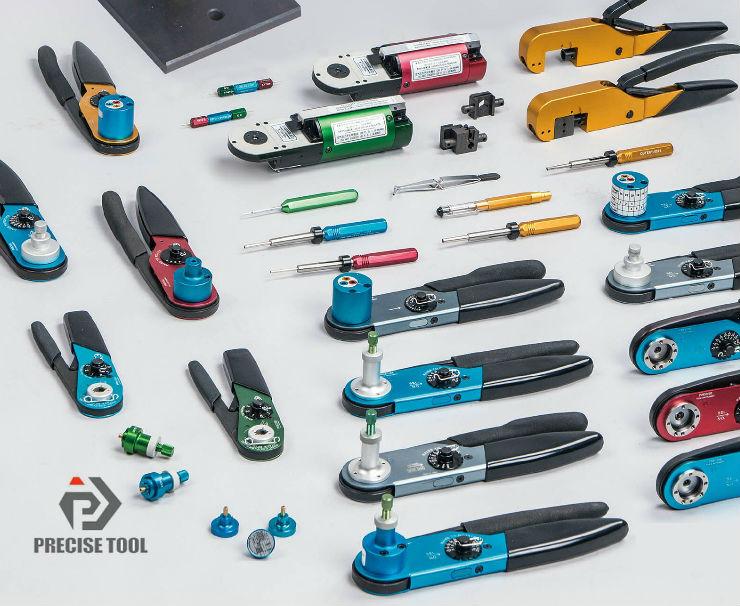 Milspec Crimping Tools for Wiring Terminals and Milspec Connectors