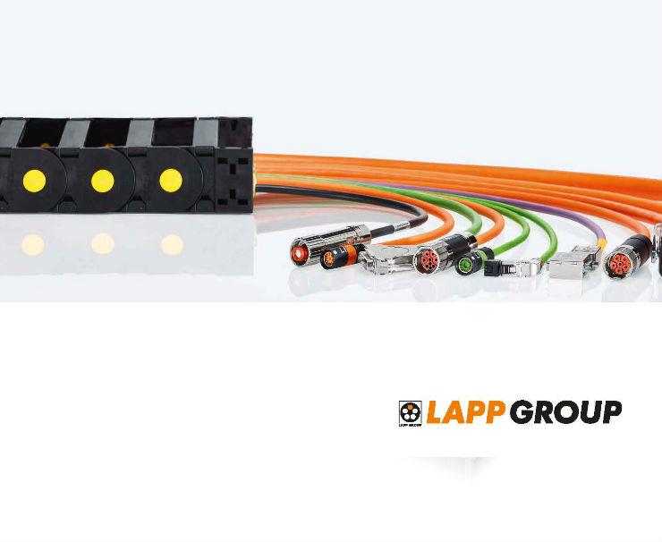 Lapp presents ÖLFLEX CONNECT CHAIN catalogue