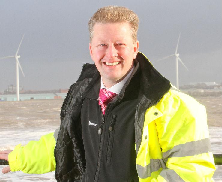 Roxtec seals deal on £1.5billion North Sea wind farm project