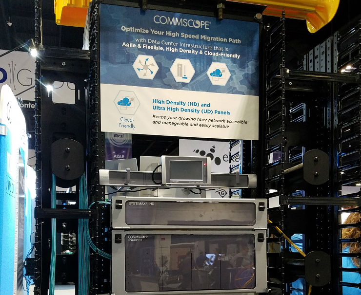 CommScope Showcases High Speed Solutions at BICSI to Meet Growing Bandwidth Demand