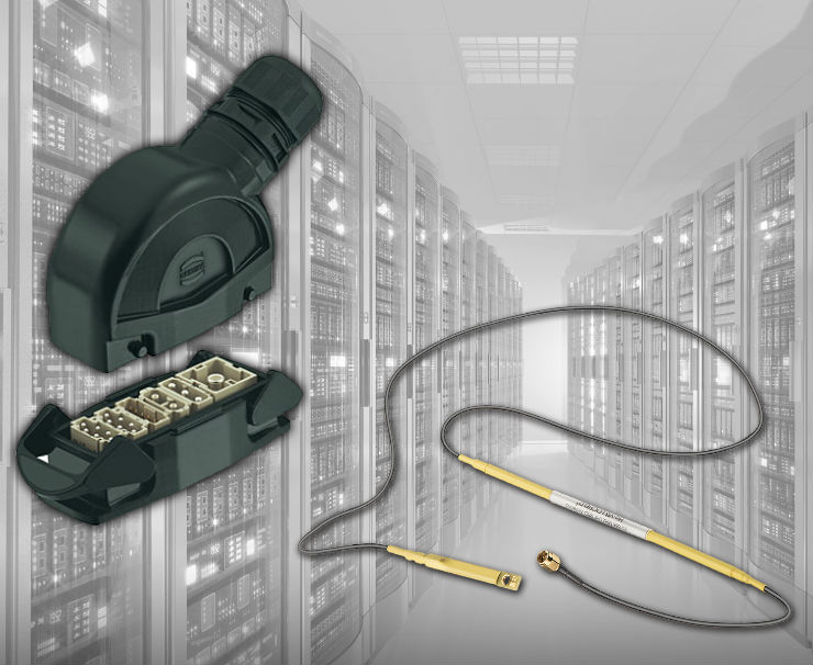 HARTING features asset management and connectivity solutions for data centres