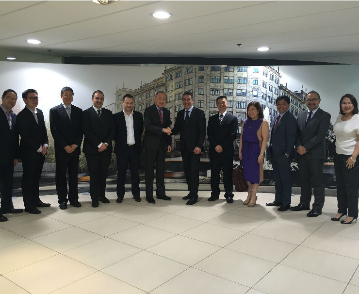 Successful commissioning of the submarine interconnector CNP-1 in the Philippines