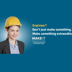 "Launch of Second Edition of ""Make It"" Recruiting Programme for Engineers with Operations Experience"