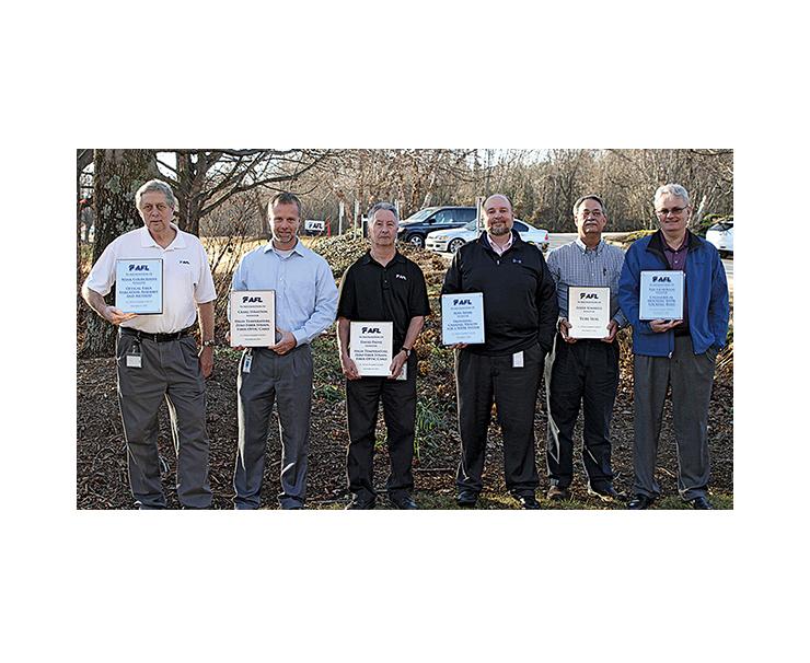 AFL Awarded Five Technology Patents