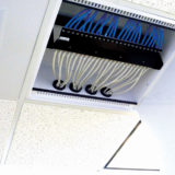 Siemon introduces new passive ceiling zone enclosure