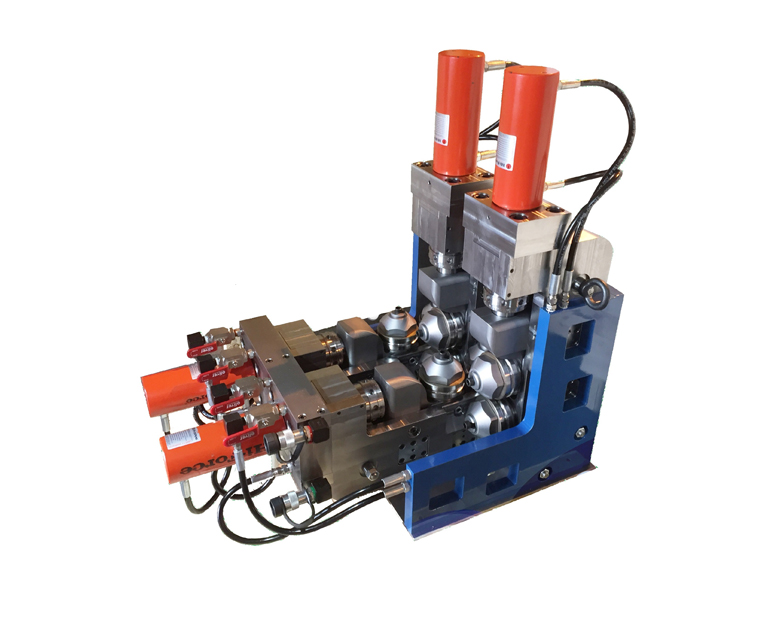 Wire Strand Roller Compaction Boost for Bar Products & Services Ltd