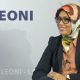 """Leoni turning 100: Contemporary witness Siham Touriz on video about """"Quality"""""""