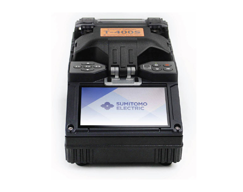 Sumitomo Electric Lightwave Launches New T-400S Handheld Fusion Splicer