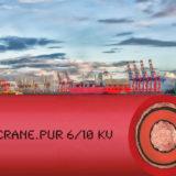 igus medium voltage cable for long-travel crane installations