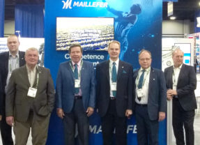 Thank You for Visiting Maillefer at  Interwire 2017