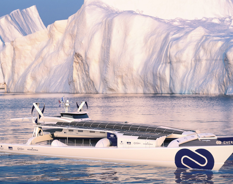 Prysmian aboard Energy Observer, first hydrogen vessel to circumnavigate globe in 100% green manner