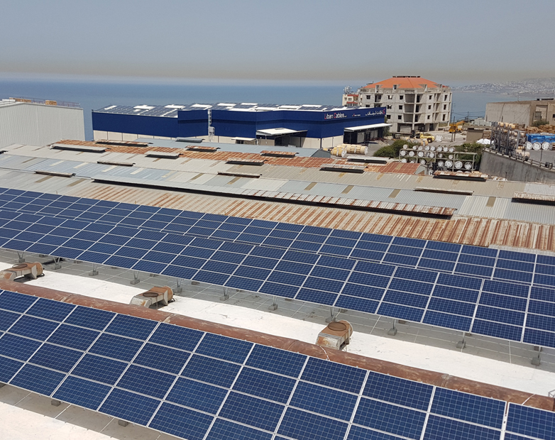 Nexans Adopts Solar Energy to Power its Liban Cables Plant