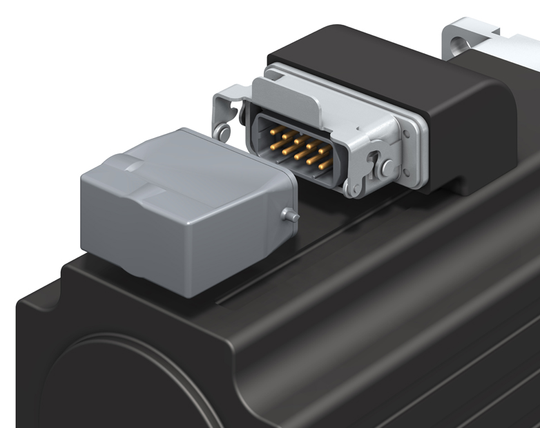 TE Connectivity's Heavy Duty Connectors Offer Servo and Spindle Motors Reliability and Lower Installation Times