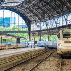 Renfe High-Speed Train TV Service Runs on Belden Switches