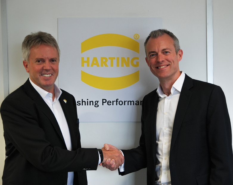 HARTING and PEI-Genesis expand Partnership to distribute Connector Solutions across Europe