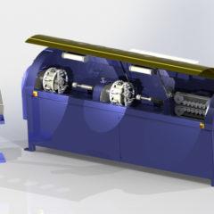 Ridgway Machines Innovative New High Speed Taping Line
