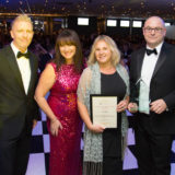 Cimteq wins the Export and International Trade Award