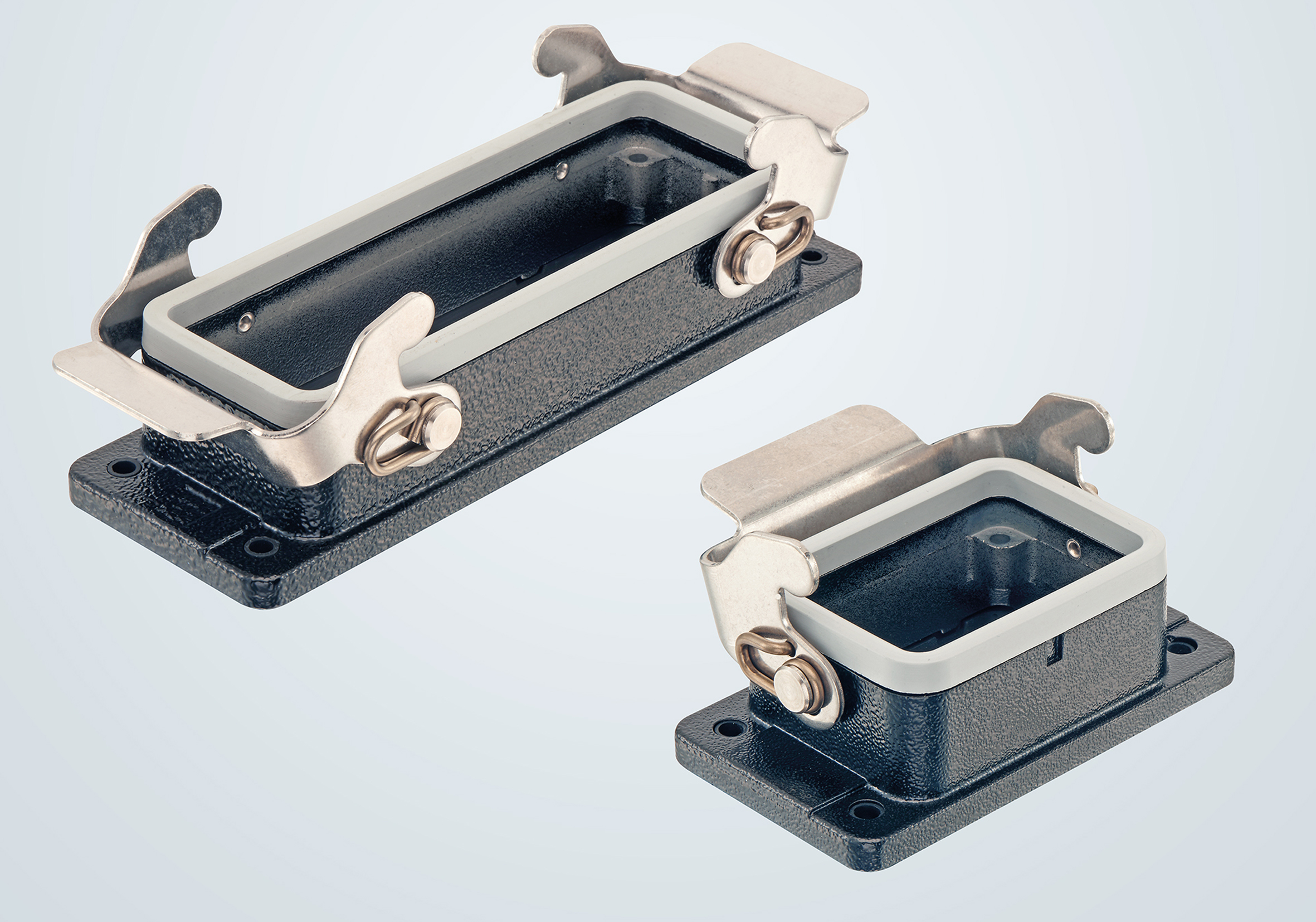 New connector housings provide protection against immersion in water