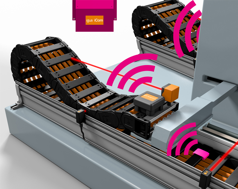 Live demonstrations by igus at this year's Manufacturing Management show