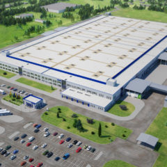 Leoni officially opens its second plant in Ukraine