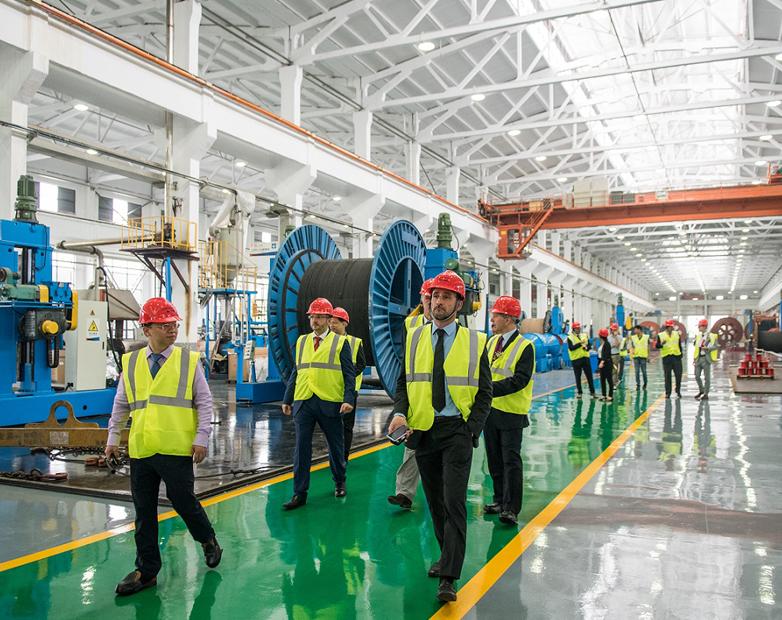 Prysmian Technology Jiangsu Co. Ltd.'s Operations Start In China