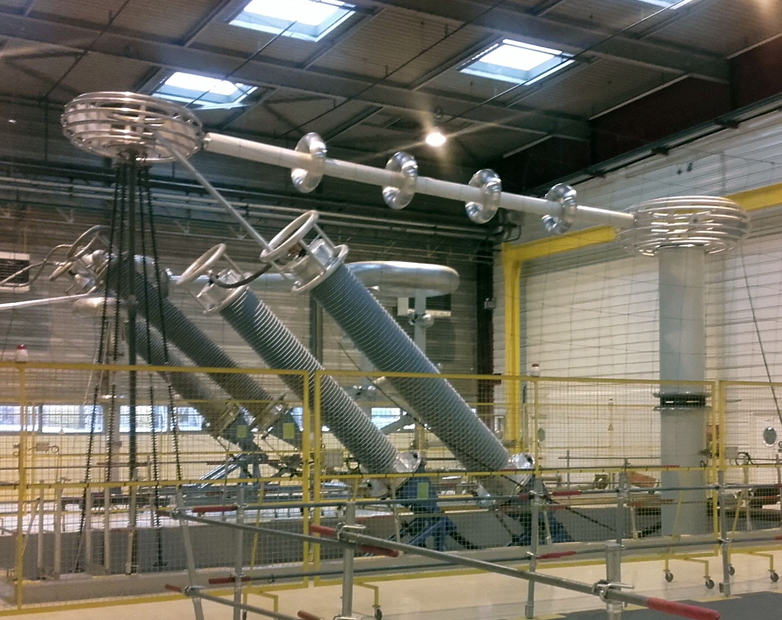 Nexans Opens the Latest High Voltage Test Laboratory at its Calais Center of Excellence