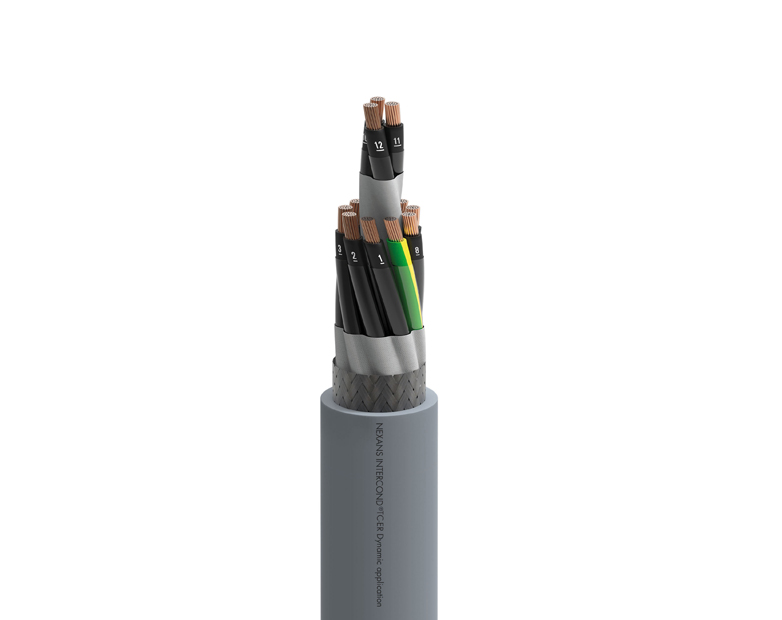 Nexans Launches New Tray Cable Range For Dynamic Applications
